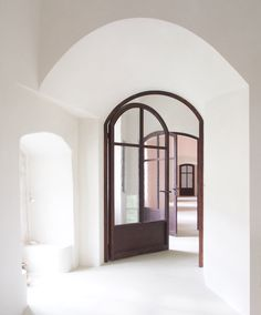 Monastery Ždár nad Sázavou - Private residence - Czech Republic - 2016 #inca_architectes #gilles_marty #architecture #design #archdaily #archilovers #next_top_architects #elcroquis #amc_magazine #dezeen #modernarchitect #designboom  #architizer #archello