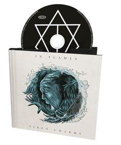 """L'album degli scandinavi #InFlames intitolato """"Siren Charms""""."""