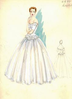Bergdorf Goodman Archives. Coctail & Evening Dresses