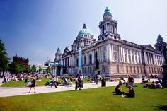 City Hall of Belfast - Source : Tourisme Irlandais
