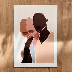 sacrée frangine (@sacree_frangine) • Фото и видео в Instagram Art Sketches, Art Drawings, Fabric Paint Shirt, Babe Cave, Black Women Art, Paint Party, Retro Art, Dreads, Gd