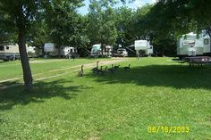Milford Lake Kansas Acorns Resort Cabins Lodge Rv