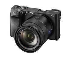 Sony Alpha 6300 (a6300) - 4K, superb autofocus, and more! Panasonic GH4 killer? http://www.motionvfx.com/B4294  #6k #4k #camera #a6300 #sony