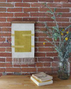 Beautiful weavings by Rachel Duvall!