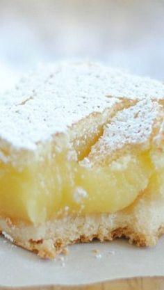 Lemon Bars from Ina
