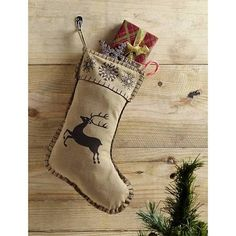 country deer stockings - Google Search