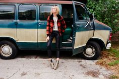 Camp vibes in our Chikity Check It Jacket. #volcomwomensflannel