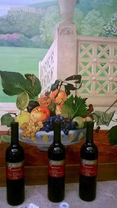 Regali generosi dalla #Calabria... Stasera zuppa di #ciliegie al #vino rosso.