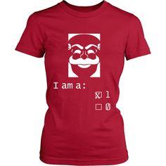 Mr. Robot- I am a 1