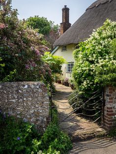 Rodmell, East Sussex
