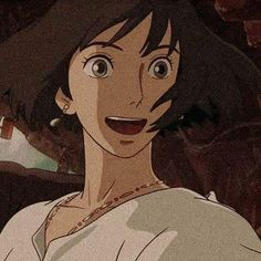 Vintage Anime, Vintage Cartoon, Studio Ghibli Art, Studio Ghibli Movies, Howl And Sophie, Simple Canvas Paintings, Howls Moving Castle, Identity Art, Cute Anime Pics