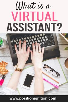 When it comes to online jobs, there are plenty of choices to pick from. Of the lot, one of the more interesting ones is that of working in virtual assistant jobs Legit Work From Home, Work From Home Jobs, Make Money From Home, Way To Make Money, Virtual Assistant Jobs, Creating Passive Income, Make Money Blogging, Online Jobs, Cool Websites