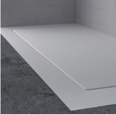 Level Shower Tray | Frameless Baths & Showers