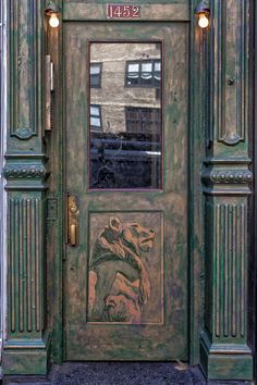 A Door by Robert Ull