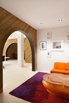 Pinkeye's headquarters, Antwerp » Retail Design Blog