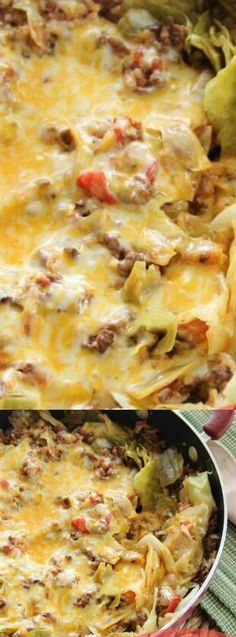 One Pot Cabbage Casserole Longpin