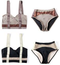 Gorgeous - I wan them!     vpl swimsuits