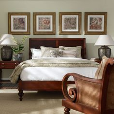 Cayman Bed - Ethan Allen US