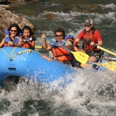 White water rafting- Middle Fork of the Flathead River (Check!)