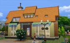 Family House No.8 at JarkaD Sims 4 Blog • Sims 4 Updates