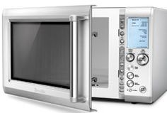 Breville The Quick Touch™ Microwave from Home Outfitters
