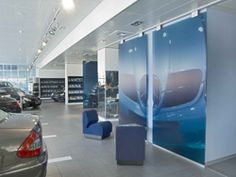 Movable single glazed glass walls are a beautiful & uncomplicated solution for redesigning commercial spaces.