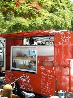 ile-Maurice food truck