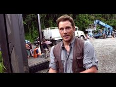 Chris Pratt Is Andy Dwyer in Stunts 101 for Jurassic World and Also in Real Life With GQ Interview | The Mary Sue