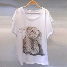 My hand painted t-shirts for grown ups