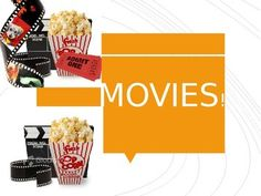 """This .ppt file helps teachers to promote a discussion about """"MOVIES"""" easily during classes. Ask a student to pick a number and choose a classmate to ask the question. Then, have the student who answered the question to pick a number and ask another student and so on."""