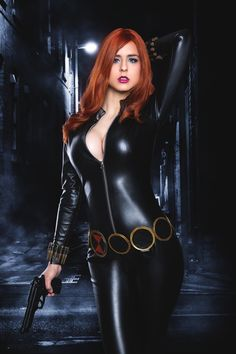 Black Widow by JubyHeadshot - Album on Imgur