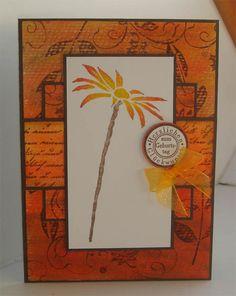 Stempeln-macht-Spass: Darkroom Door - Carved Leaves and Flowers