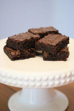 Gluten Free Salted Caramel Brownies » Ask Anna