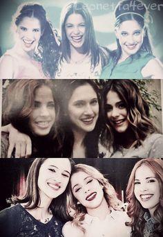 Mejores amigas 1-2-3.❤️❤️❤️