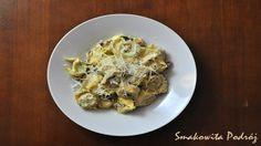 Salsa di noci /Sos z orzechów włoskich