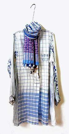 Injiri Scarves  and love the shirt