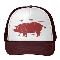 Butcher Diagram Gifts on Zazzle