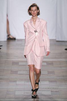Sonia Rykiel Spring 2018 Ready-to-Wear  Fashion Show - Giedre Dukauskaite