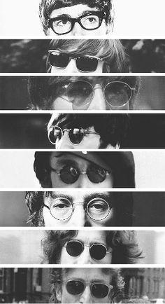 Los ojos de John Lennon Más