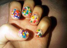 Katy Perry Manicure Twitpics