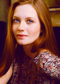 As far as looks go, Bonnie Wright was a good Ginny. But her personality was offff, I'm sorry!