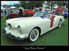 1954 Kaiser Darrin by sjb4photos, via Flickr