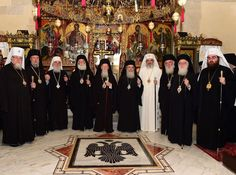 Yesterday His All-Holiness Ecumenical Patriarch Bartholomew presided over the Small Synaxis of the Primates of the Autocephalous Orthodox Churches at the Orthodox Academy of Crete. #holycouncil #orthodoxcouncil #orthodoxchristian #liveorthodoxy