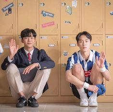 Manisnya Bromance Lee Jae Wook dan Rowoon di Drama Extraordinary You Mbc Drama, Drama Film, Drama Movies, Korean Celebrities, Korean Actors, Celebs, Weightlifting Fairy Kim Bok Joo, Korean Entertainment, Kdrama Actors