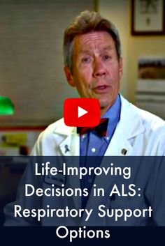 Life-Improving Decisions in ALS: Respiratory Support Options #alsnewstoday