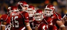 arkansas razorbacks football - Google Search