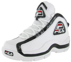 Fila Shoes & Clothing by Streetmoda.com - Fila 96 Men's Basketball Shoes Sneakers Grant Hill