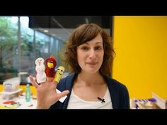 How-To: Make Finger Puppets - YouTube