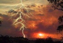 Surviving a lightening storm