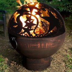 Orion Dome With Fire Bowl- love this!